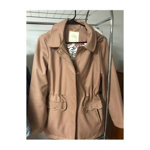 f292921f2 kate spade Jackets & Coats | Nwt Linnea Moto Leather Jacket Size 2 ...